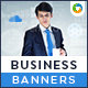 Business HTML5 Banners - 7 Sizes - BEE-CC-119