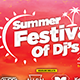 Summer Festival Of Dj's