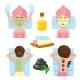 Spa Salon Precedures and Accessories, Mask