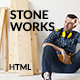 Stoneworks - A Professional HTML Template for Construction, Architect & Building Business