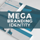 Abstract Mega Branding Identity Bundle