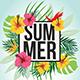 Summer Flyer / Summer Party Flyer Template