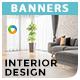 Interior Design Banners