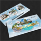 Travel Tour Gift Voucher