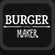 Burger Maker - HTML5 Game