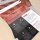 A4 Flyer Template, Pofessional