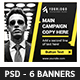 Corporate Web Banner Template