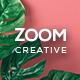 ZOOM - Creative Theme