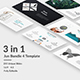Jun Bundle 4 - Minimal Google Slide Template
