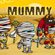 Mummies 2D Game Character Sprite Sheet