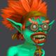 Bomber Goblin - Character Sprite