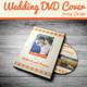 Wedding DVD Cover - Lovely Design