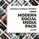 Modern Social Media Pack