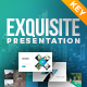 Exquisite Keynote Presentation