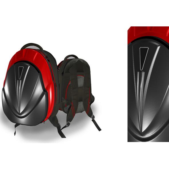 3DOcean Backpack 20201339