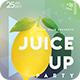 Juice Up Party Flyer