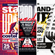 Stand Up Comedy Flyer Bundle