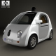 Google Self-Driving Car 2015