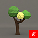Low Poly Tree (Type 1)