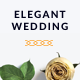 Elegant Wedding – Responsive Wedding WordPress Theme (Wedding)