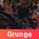 Grunge Water Painting Backgrounds