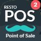ZARest POS - restaurant point of sale web application
