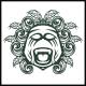 Medusa Head Logo