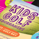 Kids Golf Tournament