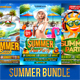 Summer Flyer Bundle V3