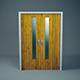 7 Wooden Doors