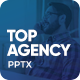 Top Agency - Powerpoint Template for Agencies