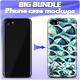 Big Bundle Phone Case Mockups 10 in 1