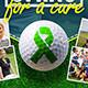 4x6 Charity Golf Tournament Flyer