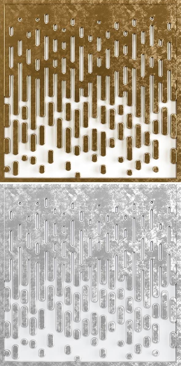3DOcean 3D Raindrop Panel 20210127