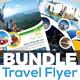 Travel Flyer Bundle