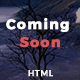 TheFizz – Coming Soon Template (Under Construction)