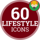 Download Daily Routine Action Lifestyle - Flat Animated Icons and Elements from VideHive