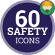 Download Safety Protection Security - Flat Animated Icons and Elements from VideHive