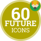 Download Technology Hi Tech Future Digital Concept - Flat Animated Icons and Elements from VideHive