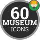 Download Museum Exhibition Art Gallery - Flat Animated Icons and Elements from VideHive