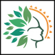 Nature Head Logo