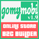 gomymobiBSB: eCommerce - B2C Business Website & Online Store Builder v1.9