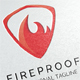 Fireproof / Protection - Logo Template