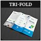 Corporate Business Pro Tri-Fold Brochure V03