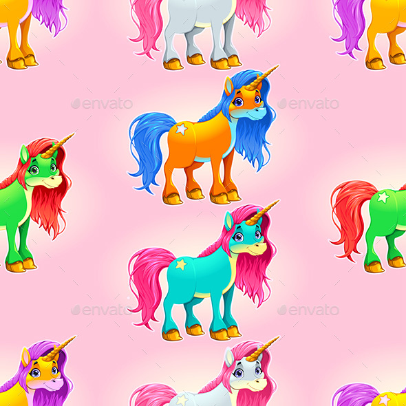 Set of Unicorns