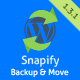 Snapify - Backup and Move WordPress Easily