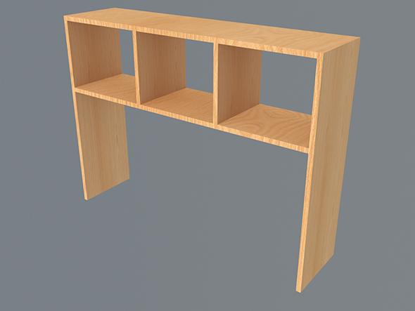 3DOcean Table shelf 2 20215049