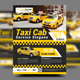 Taxi Cab Flyer