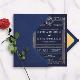 Art Deco Wedding Invitation Vol. 4