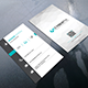 Professional Business Card Print Template
